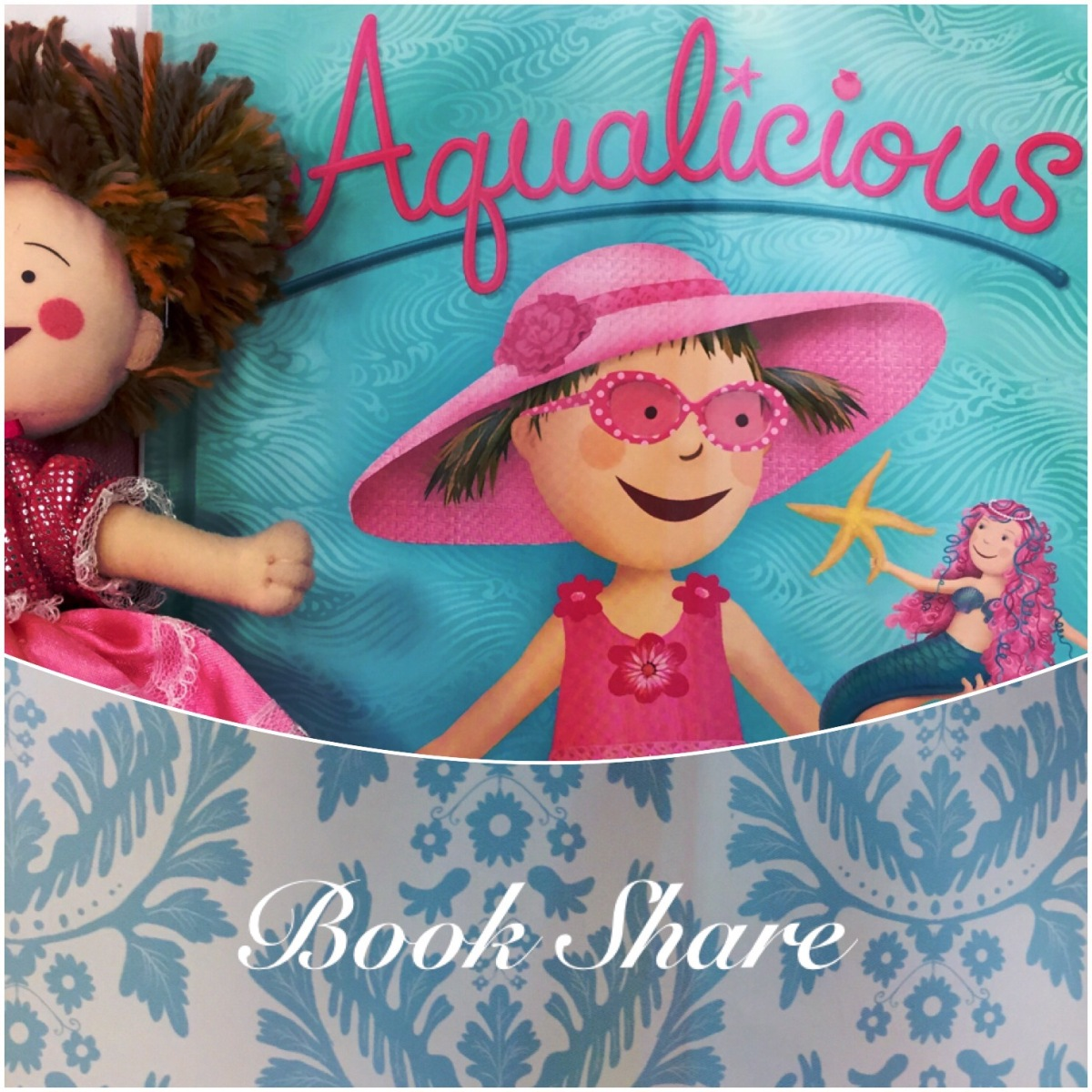 Book Share: Aqualicious | Victoria Kann