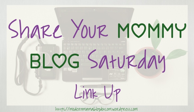 Share Your Mommy Blog Link Up